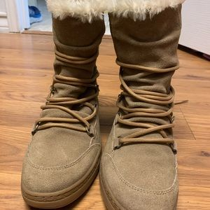 Earth winter boots